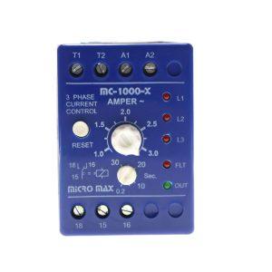 کنترل بار(رله اضافه جریان)سه فاز 1تا3 آمپر میکرو مکس