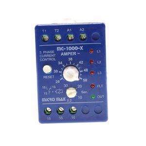 کنترل بار(رله اضافه جریان)سه فاز 26تا50 آمپر میکرو مکس
