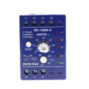 کنترل بار(رله اضافه جریان)سه فاز 8تا32 آمپر میکرو مکس