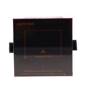 آمپرمتر مولتی رنج میکرو پروسسوری MMX-A96 میکرو مکس