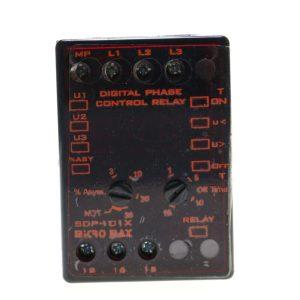 کنترل فاز سوپر دیجیتال با تنظیم دستیSDP-101X میکرو مکس