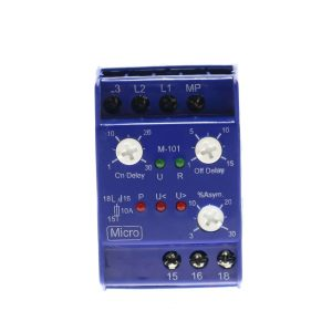 رله کنترل فاز (طرح اسپیک) M-101-B میکرو مکس